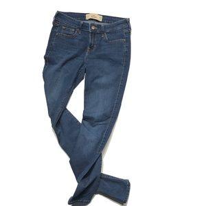 Hollister Super Skinny Jeans Sz 1